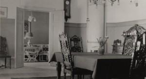 Interiör i Herrgården