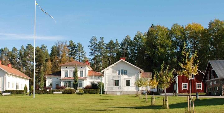 Olofsfors herrgård bröllop